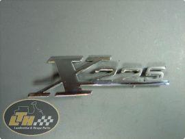 """Emblem legshield """"X225"""""""